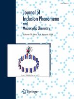 Journal of Inclusion Phenomena and Macrocyclic Chemistry