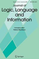 Journal of Logic, Language and Information