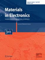 Journal of Materials Science: Materials in Electronics