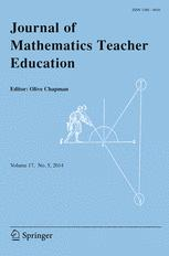 Journal of Mathematics Teacher Education