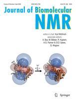 Journal of Biomolecular NMR
