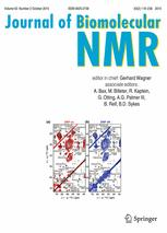 Journal of Biomolecular NMR