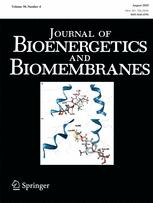 Journal of Biomembranes and Bioenergetics