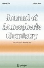 Journal of Atmospheric Chemistry