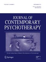 Journal of Contemporary Psychotherapy