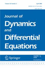 Journal of Dynamics and Differential Equations