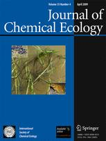Journal of Chemical Ecology