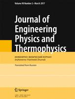 Journal of Engineering Physics and Thermophysics