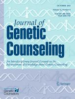 Journal of Genetic Counseling