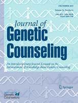 Help me out with a relevant topic in genetic counseling please?