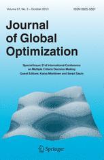 Journal of Global Optimization