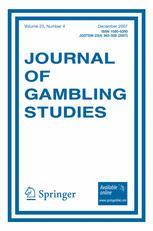 Journal of Gambling Studies