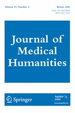 Journal of Medical Humanities