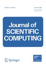 Journal of Scientific Computing