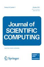 Journal of Scientific Computing