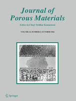 Journal of Porous Materials