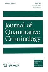 Journal of Quantitative Criminology