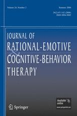 Journal of Rational-Emotive and Cognitive-Behavior Therapy