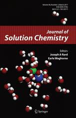 Journal of Solution Chemistry