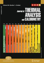 Journal of Thermal Analysis and Calorimetry