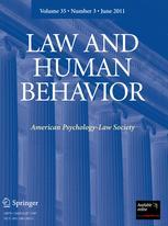 Law and Human Behavior