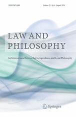 Law and Philosophy