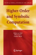 LISP and Symbolic Computation