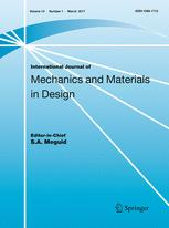 International Journal of Mechanics and Materials in Design