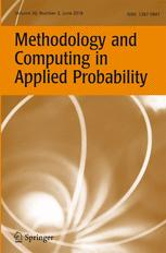 Methodology and Computing in Applied Probability