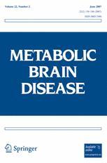 Metabolic Brain Disease