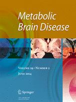 Metabolic Brain Disease