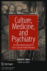 Culture, Medicine, and Psychiatry