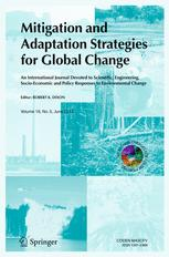 Mitigation and Adaptation Strategies for Global Change