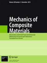 Mechanics of Composite Materials