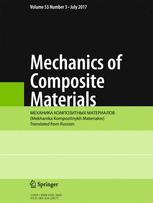 Mechanics of Composite Materials 3/2017