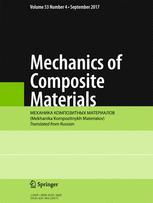 Mechanics of Composite Materials 4/2017