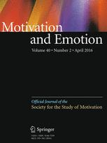 Motivation and Emotion