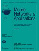 Mobile Networks and Applications