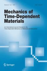 Mechanics of Time-Dependent Materials