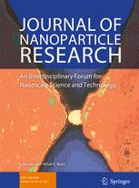 Journal of Nanoparticle Research 10/2017