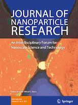 中国纳米粒子研究杂志CHINESE