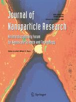 Journal of Nanoparticle Research