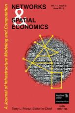 Networks and Spatial Economics