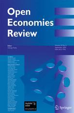Open Economies Review