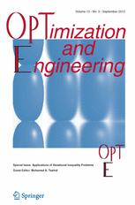 Optimization and Engineering