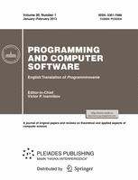 Programming and Computer Software