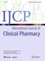 International Journal of Clinical Pharmacy