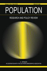 Population Research and Policy Review