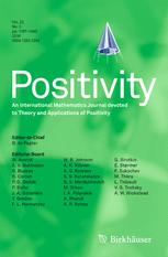 Positivity