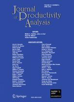 Journal of Productivity Analysis